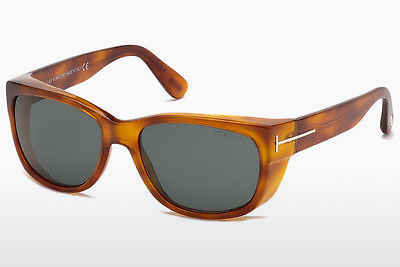 Lunettes de soleil Tom Ford FT0441 53N - Havanna, Yellow, Blond, Brown