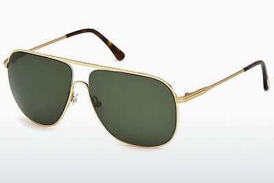 Ophthalmic Glasses Tom Ford Dominic (FT0451 28N) - Gold