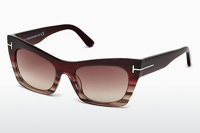 Ophthalmic Glasses Tom Ford FT0459 71F - Burgundy, Bordeaux