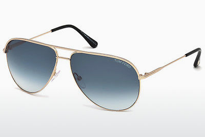 Lunettes de soleil Tom Ford FT0466 29P - Or