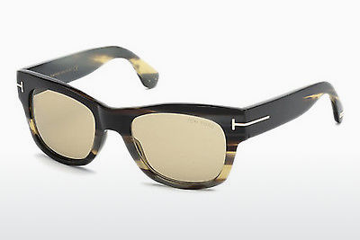 Ophthalmic Glasses Tom Ford Tom N.2 (FT0487-P 64E) - Horn, Horn, Brown