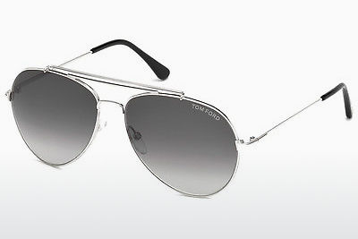 Ophthalmic Glasses Tom Ford Indiana (FT0497 18B) - Silver, Shiny