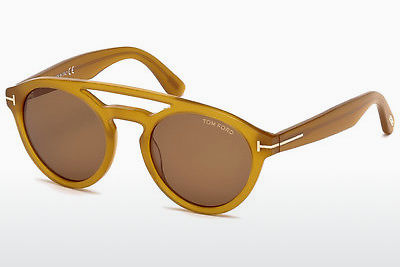 Ophthalmic Glasses Tom Ford Clint (FT0537 41E) - Yellow