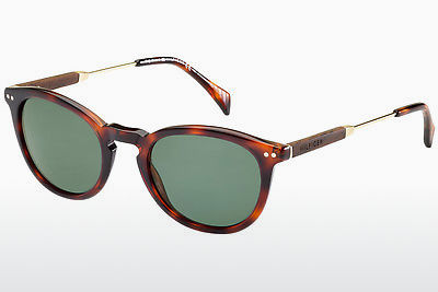 Lunettes de soleil Tommy Hilfiger TH 1198/S 7PY/A3 - Havanna, Or, Rouges