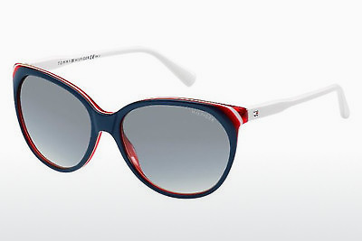 Ophthalmic Glasses Tommy Hilfiger TH 1315/S VN5/JJ - Blue, Red, White