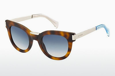 Lunettes de soleil Tommy Hilfiger TH 1379/S QEB/IT - Or, Brunes, Havanna
