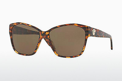Ophthalmic Glasses Versace VE4277 511573 - Leopard, Brown, Havanna