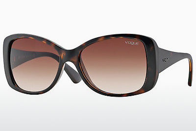 Ophthalmic Glasses Vogue VO2843S W65613 - Brown, Havanna