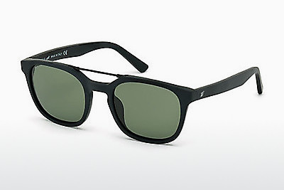 Ophthalmic Glasses Web Eyewear WE0156 02N - Black, Matt