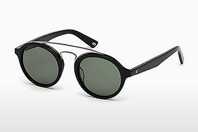 Ophthalmic Glasses Web Eyewear WE0173 01N - Black, Shiny