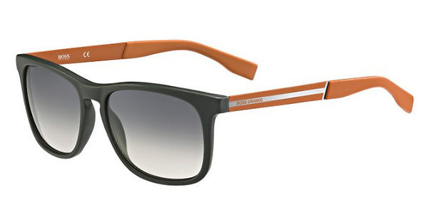 Boss Orange BO 0245/S QDN/DX DKGREY SFKHKI ORNG (DKGREY SF)