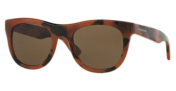 Burberry BE4195 351873 BROWNSPOTTED AMBER
