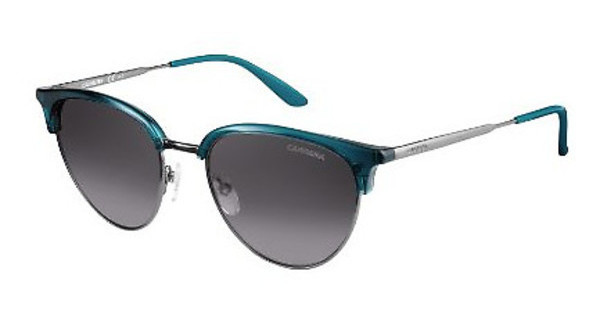 Carrera CARRERA 117/S RI6/IC GREY MS SLVDKRT TEAL (GREY MS SLV)