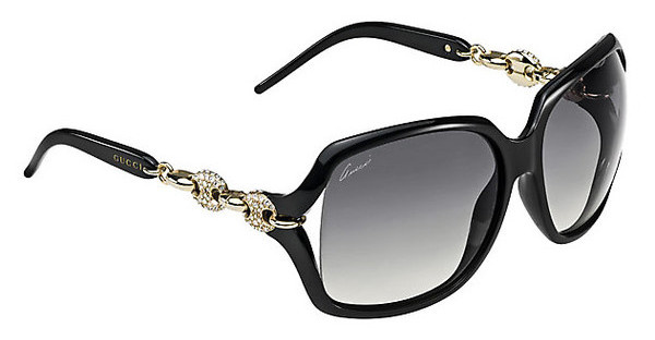Gucci GG 3584/N/S REW/VK GREY FLASHBLCK GOLD