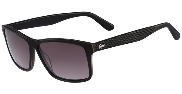 Lacoste   L705S 001 BLACK/BROWN