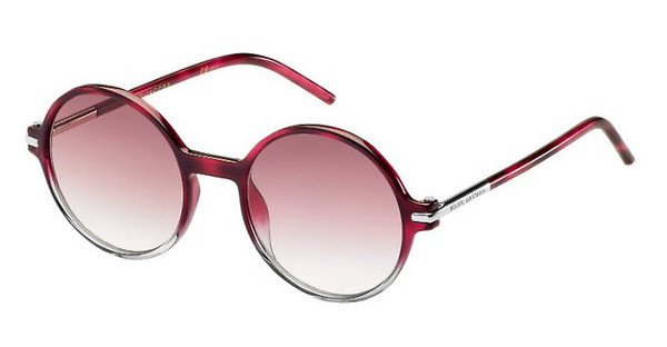 Marc Jacobs MARC 48/S TOM/FW BURGUNDY SHADEDHVNBRGGRY (BURGUNDY SHADED)