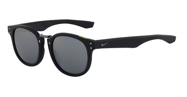 Nike ACHIEVE EV0880 007 MATTE BLACK/VOLT WITH GREY W/SILVER FLASH LENS LENS