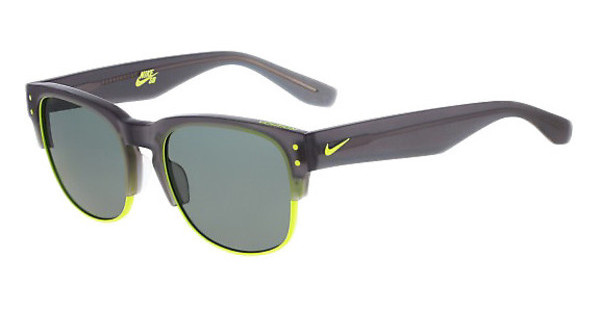 Nike VOLITION EV0879 003 MATTE CRYSTAL GREY/CYBER WITH GREY LENS LENS