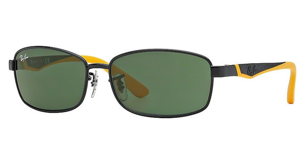 Ray-Ban Junior RJ9533S 220/71 GREENSHINY BLACK