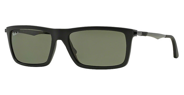 Ray-Ban RB4214 601S9A POLAR GREENMATTE BLACK