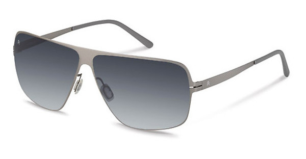 Rodenstock R1412 B grey gradient - 78%palladium, grey