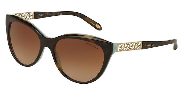 Tiffany TF4119 81343B BROWN GRADIENTHAVANA/BLUE