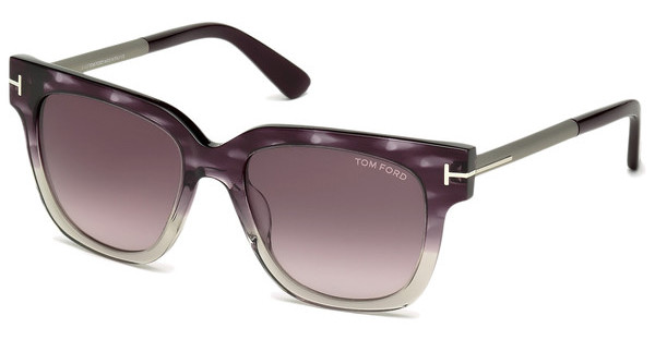 Tom Ford FT0436 83T bordeaux verlaufendviolett