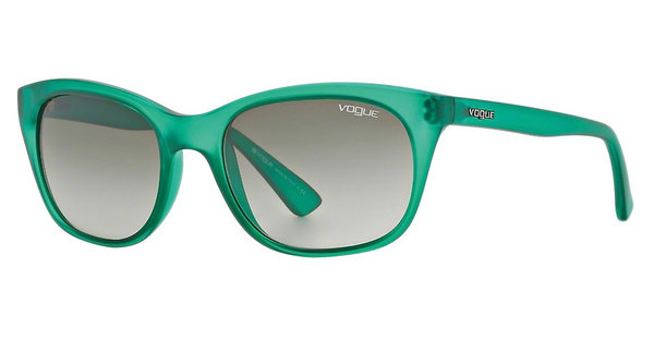 Vogue VO2743S 21788E GREEN GRADIENTMATTE TRANSPARENT GREEN
