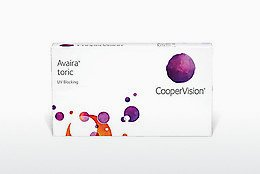 Contact Lenses Cooper Vision Avaira toric AVATC3