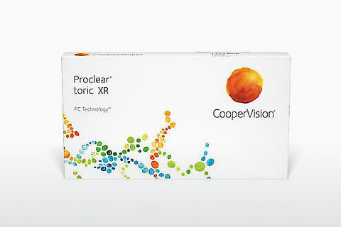 Contact Lenses Cooper Vision Proclear toric XR PCCTX6