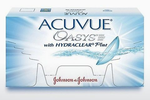 Contact Lenses Johnson & Johnson ACUVUE OASYS for ASTIGMATISM CYP-12P-REV