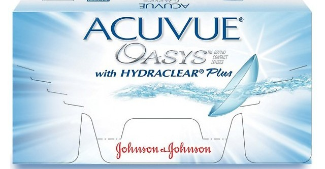 save off a26f0 c1f46 Johnson   Johnson ACUVUE OASYS for ASTIGMATISM CYP-6P-REV