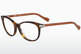 Lunettes design Boss Orange BO 0184 KBG - Brunes, Havanna