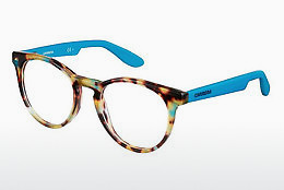 Eyewear Carrera CARRERINO 58 W9G - Blue, Green, Brown, Havanna