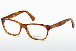 Eyewear Diesel DL5265 054 - Red, Brown, Havanna