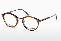 Eyewear Ermenegildo Zegna EZ5064 047 - Brown, Bright