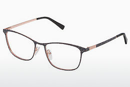 Lunettes design Escada VES949 0A39 - Or, Rouges