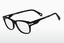 Lunettes design G-Star RAW GS2614 THIN HUXLEY 002 - Noires, Matt