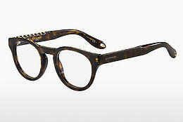 Eyewear Givenchy GV 0007 086 - Brown, Havanna