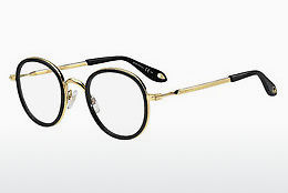 Eyewear Givenchy GV 0044 2M2 - Black, Gold