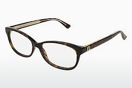 Eyewear Gucci GG0309O 002 - Brown, Havanna