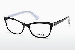 Eyewear Guess GU2527 003 - Black, Transparent