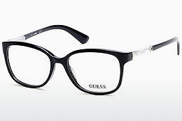 Eyewear Guess GU2560 001 - Black, Shiny