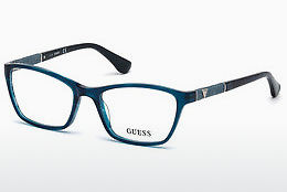 Eyewear Guess GU2594 087 - Blue, Turquoise, Shiny