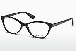 Eyewear Guess GU2634 001 - Black, Shiny
