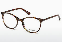 Lunettes design Guess GU2657 053 - Havanna, Yellow, Blond, Brown