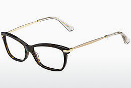 Eyewear Jimmy Choo JC96 7VI - Brown, Havanna