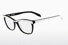 Lunettes design Karl Lagerfeld KL887 024 - Blanches, Noires