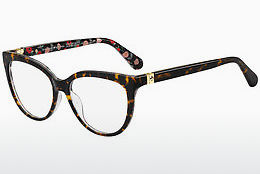 Eyewear Kate Spade CHERETTE VH8 - Brown, Black, Red