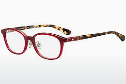 Lunettes design Kate Spade JELISSA/F YDC - Rouges, Brunes, Havanna